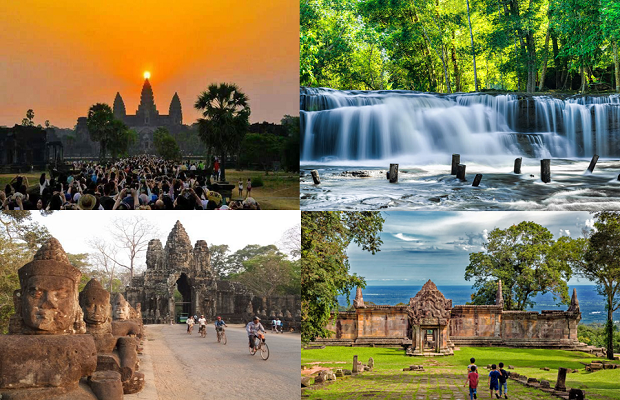 4/ Day Angkor Wat and remote temple tour